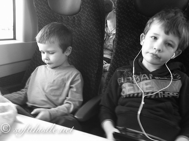 train journey aug 2012