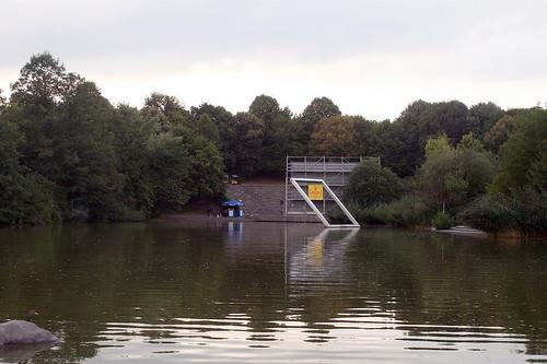 Seebühne - Westpark