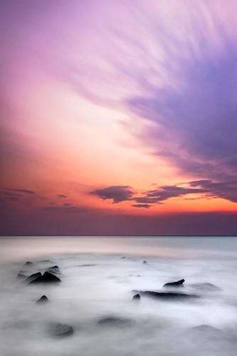 longexposure seascape beach sunrise nikon le lee rocksandwater dfine niksoftware bigstopper sharpenerpro3 colorefexpro4