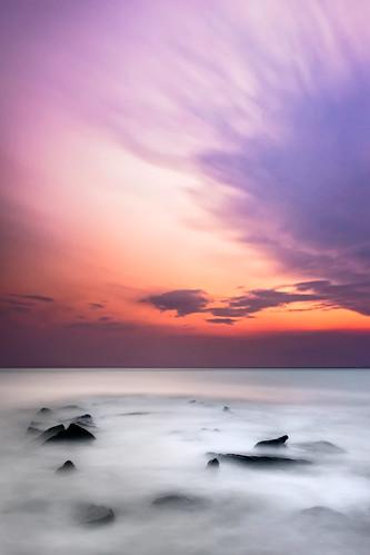longexposure seascape beach sunrise nikon le lee rocksandwater dfine niksoftware bigstopper sharpenerpro3 colorefexpro4