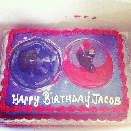 Happy Birthday Jacob!
