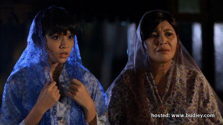 Sheira Ayob dan Sheila Mambo ... Kampung Semarah Padi
