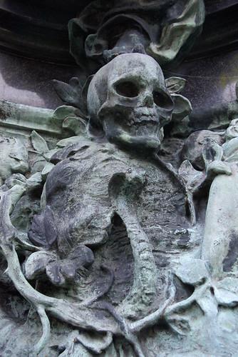 Sam Wilson memorial, Lawnswood Cemetery