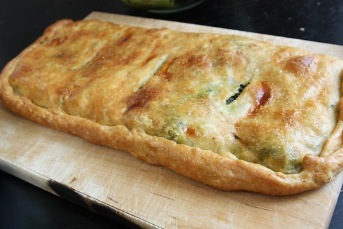 Great Aunt Pat's Spinach Pie