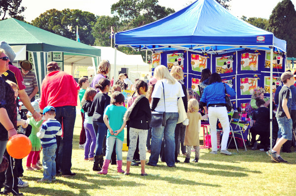 Toowoomba Language and Cultural Festival 2012 at Queens Park Toowoomba
