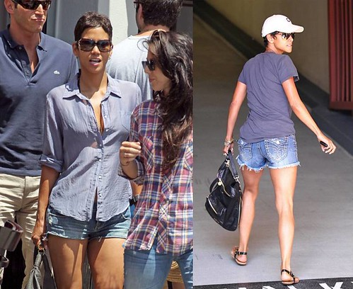 Halle-Berry-shorts
