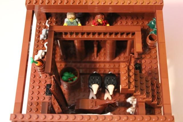 Lego MOC Noah's Ark | Flickr - Photo Sharing!