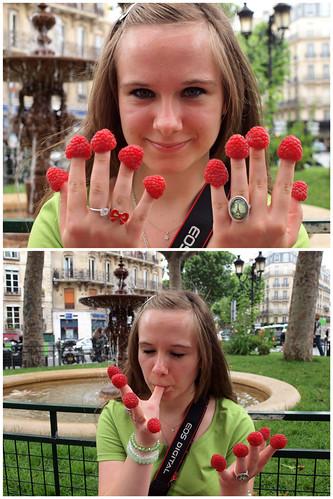Amélie Raspberries