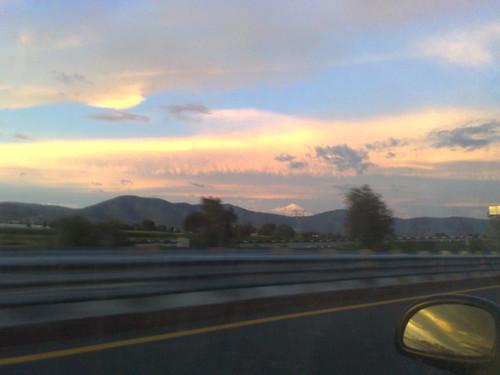 Rumbo a Puebla