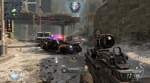 Black Ops 2 Confirmed Weapons, Attachments, Perks and Pointstreak Rewards