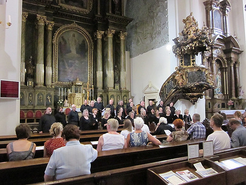Northwest Chamber Chorus 2012 Tour of Hungary and Slovakia