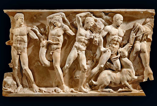 Labours of Hercules by petrus.agricola