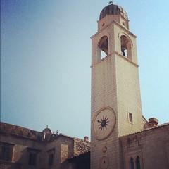 Spending a morning in Dubrovnik, Croatia