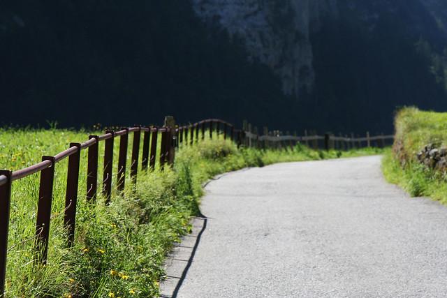 Hiking the Bernese Oberland, Switzerland