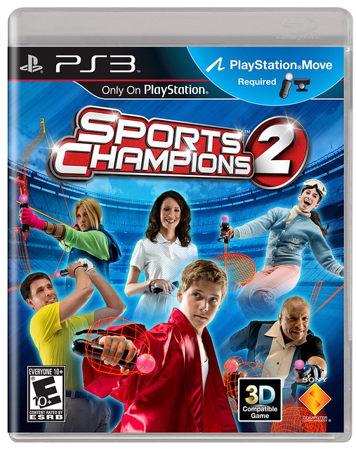 Sports Champions 2 on PS3