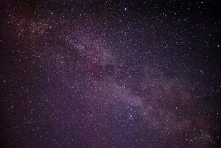 Isle of Wight Milky Way
