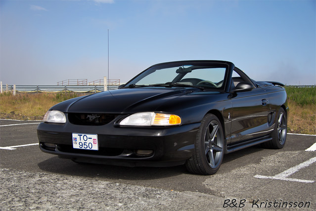 ford mustang gt convertible 97 muscle car dagurinn 18 g flickr photo sharing. Black Bedroom Furniture Sets. Home Design Ideas