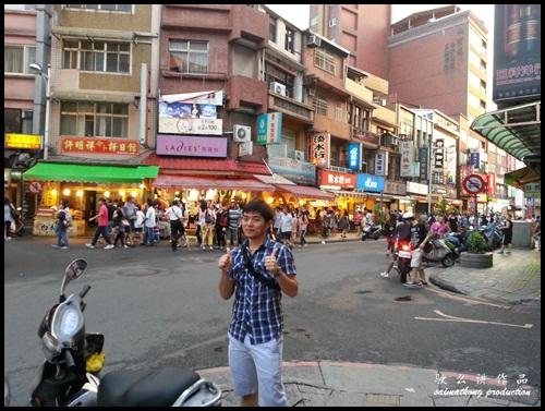 Dan Shui 淡水老街