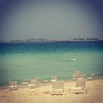 Jumeirah beach!