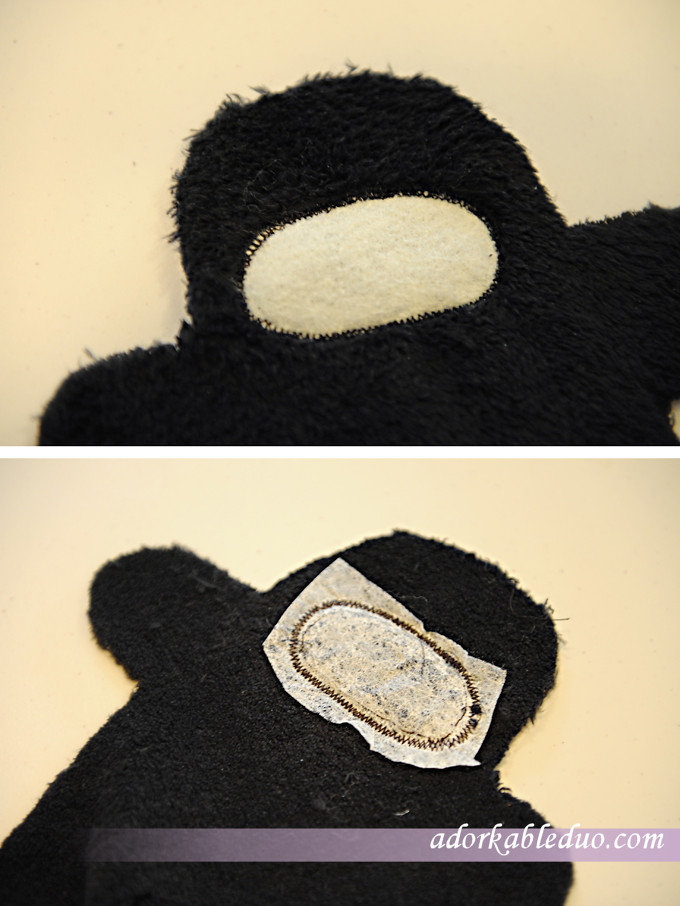 diy stuffed toy craft, ninja plush