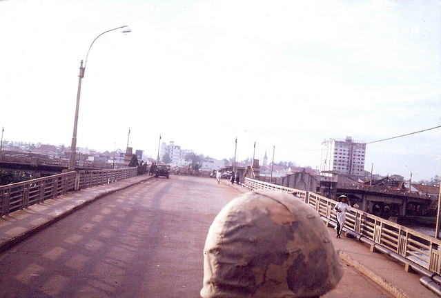 Saigon 1968 - Y Bridge at Mini-Tet (extends left & right)