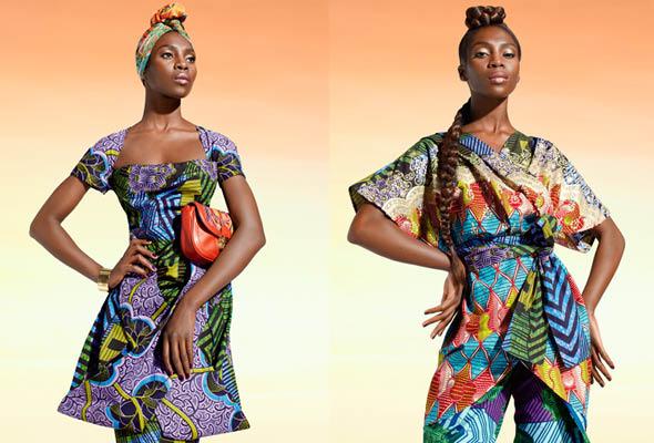 Africa-inspired designs