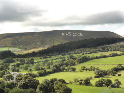 1612 Marked on Pendle
