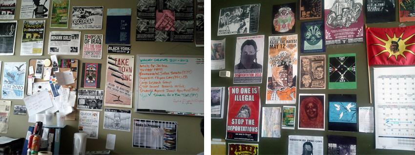 OPIRG-York Office (Fall 2011)