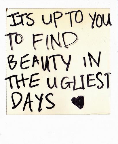 ugliest days