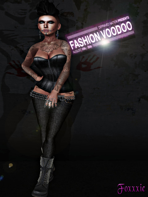 Fashion Voodoo Look #3