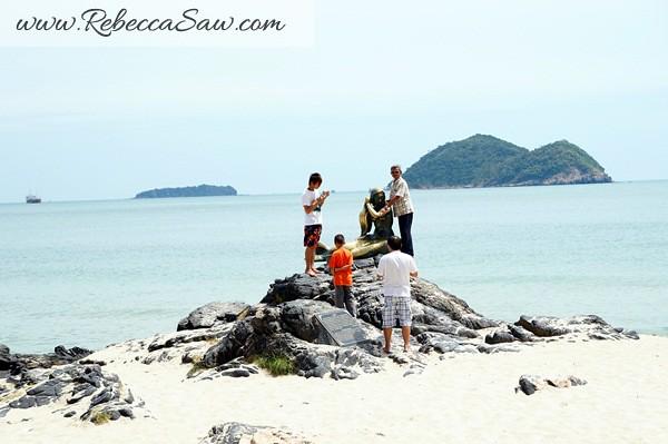 samila beach - Singora Tram Tour - songkhla thailand-016