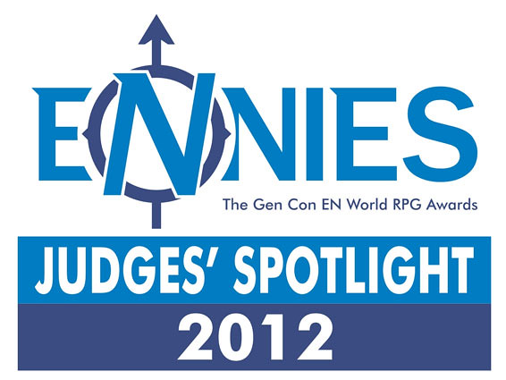 ENnies Judge's Spotlight Award