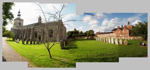 Shipdham Church, Norfolk