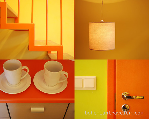 Room detail at Braavo Hotel Tallinn Estonia collage