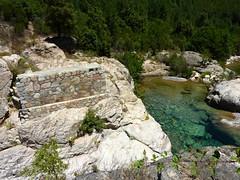Pont du Mela : le ruisseau