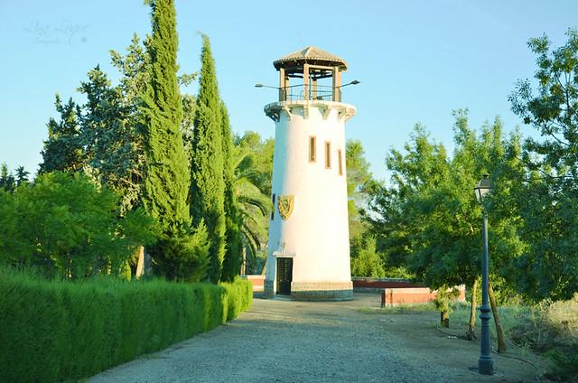 Mirador del Pantano de Guadalén