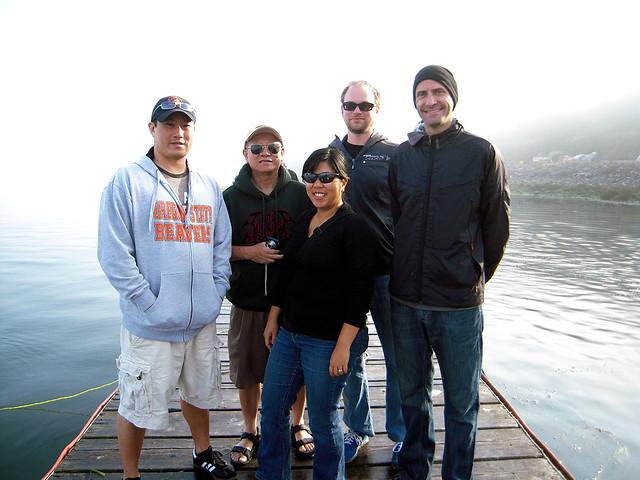 The Crabbing Crew