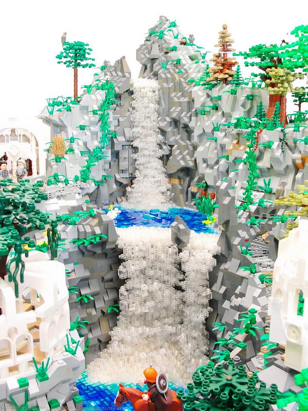 Rivendell- Waterfall