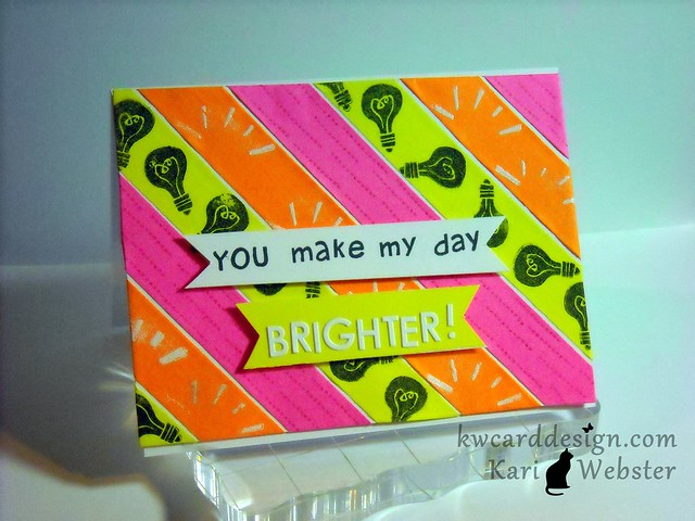 You make my day brighter