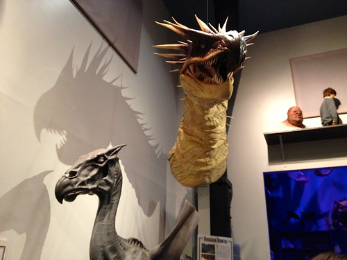 Dragon, Thestral