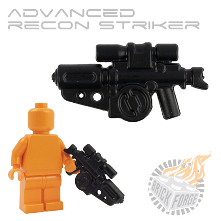 Advanced Recon Striker - Black