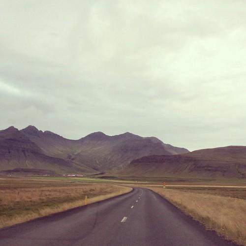 Rumbo a Snaefellness #iceland #islandia #tripiniceland
