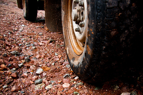 Tires and Rocks
