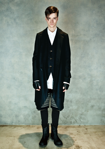 Otto Lundbladh0036_KAZUYUKI KUMAGAI AW12(ATTACHMENT)