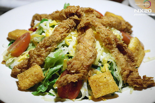 outback chicken caesar salad