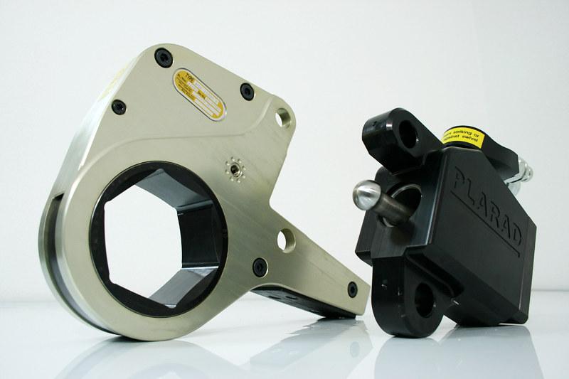 Hydraulic Torque Wrench 45000Nm - Plarad | Hydraulic Torque