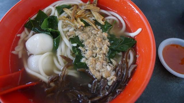 Pan Mee At Hou Mei Yuen, Bukit Jambul