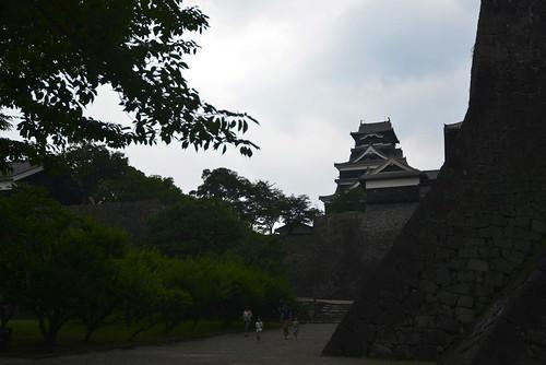 2012夏日大作戰 - 熊本 - 熊本城 (1)