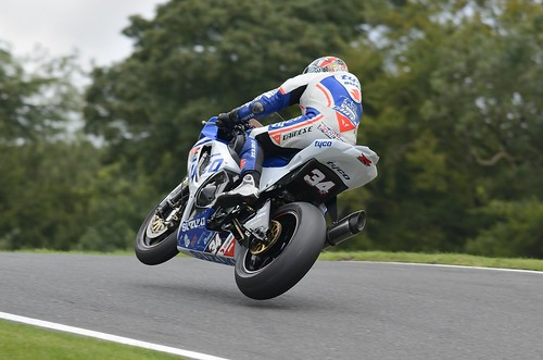 Cadwell Park BSB - Alastair Seeley by Neil Papworth