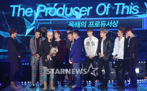 Big Bang - The 5th Gaon Char K-Pop Awards - 17feb2016 - Starnews - 07